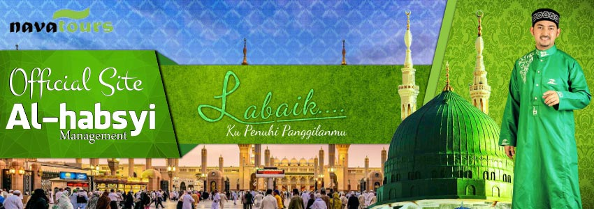 Website Resmi Biro Perjalanan Umrah Murah Travel Umroh Alhabsyi Management