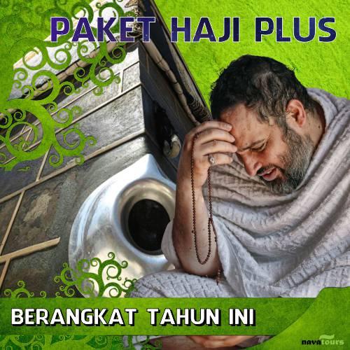 Paket Haji Plus Berangkat Tahun Ini
