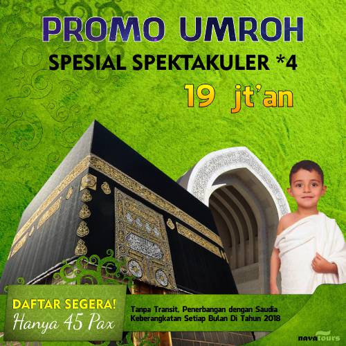 Promo Spesial Spectakuler 4