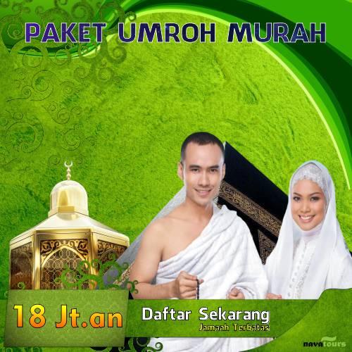 Umroh Murah 18 Juta Jakarta