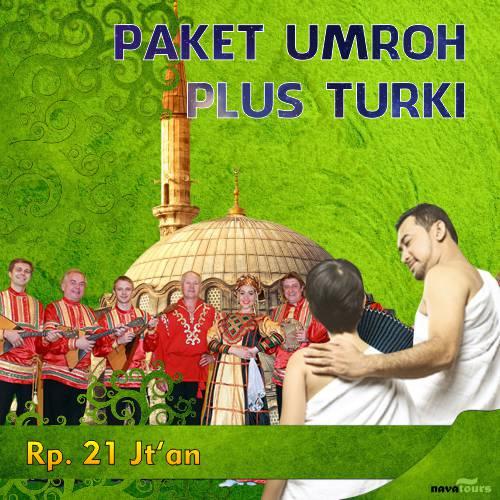 Umroh Plus Turki 2018 Navaumroh