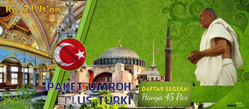 Umroh Plus Turki Navatour