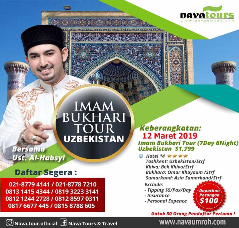 paket wisata uzbekistan - nava tour
