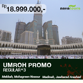 Ongkos Umroh 2019 Jakarta 18 Jutaan
