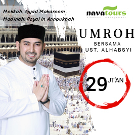 Umroh With Ust Al Habsyi