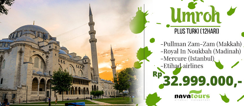 Umrah Plus Turki Jakarta