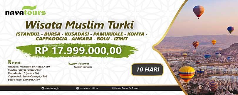 wisata halal turki hemat 17 jutaan nava tour