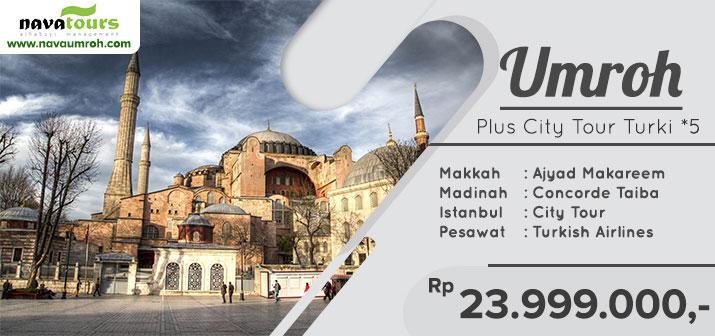 Umrah Pls Trk Nava Tour
