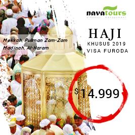 Paket Haji Plus Visa Furoda 2019