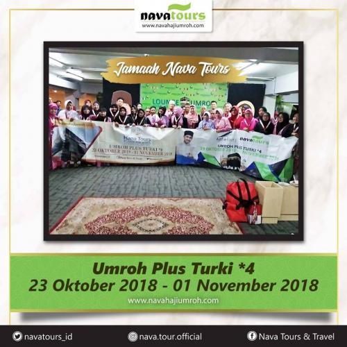 Umroh Plus Turki - 23 Oktober 2018